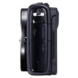 Canon EOS M100 Mirrorless Digital Camera Body - Black Thumbnail Image 2